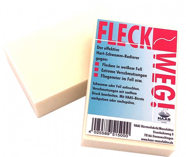 Fleck Weg - Mud Bud